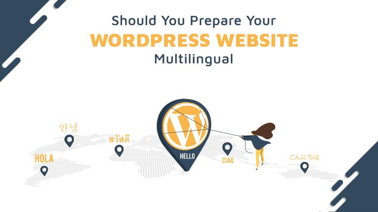 Wordpress Website Multilingual