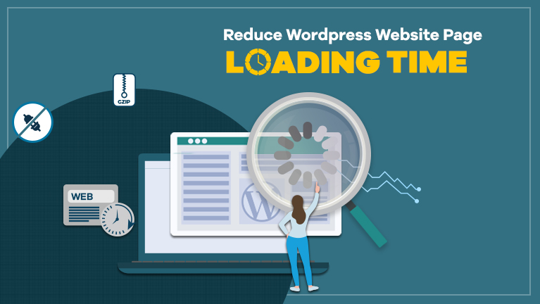 Reduce WordPress Website Page Load Time