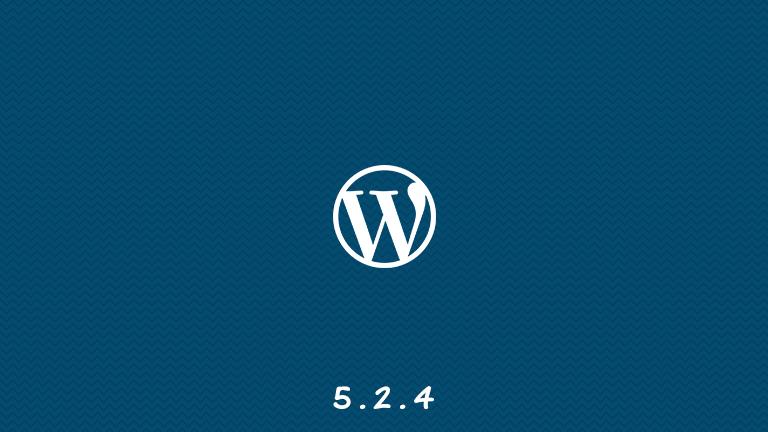 WordPress 5.2.4 features